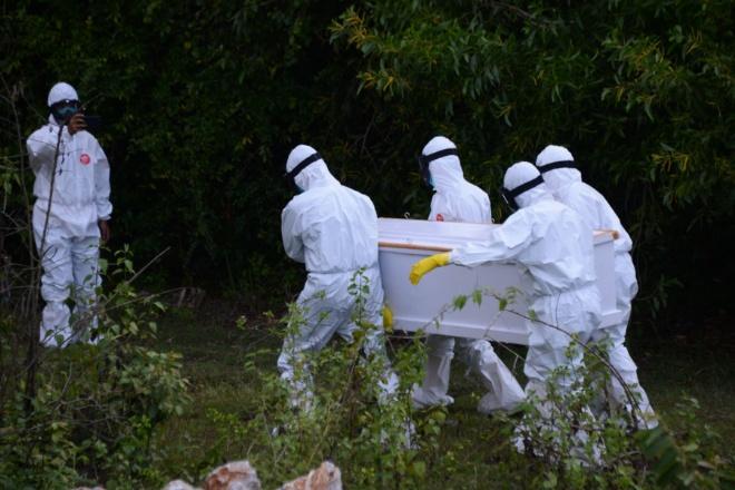 Satu Lagi Kasus Meninggal Positif Covid-19 di Bone, Perempuan Asl Kelurahan Watampone