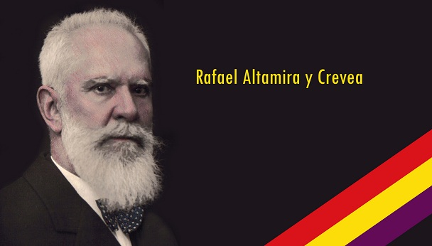 Rafael Altamira y Crevea