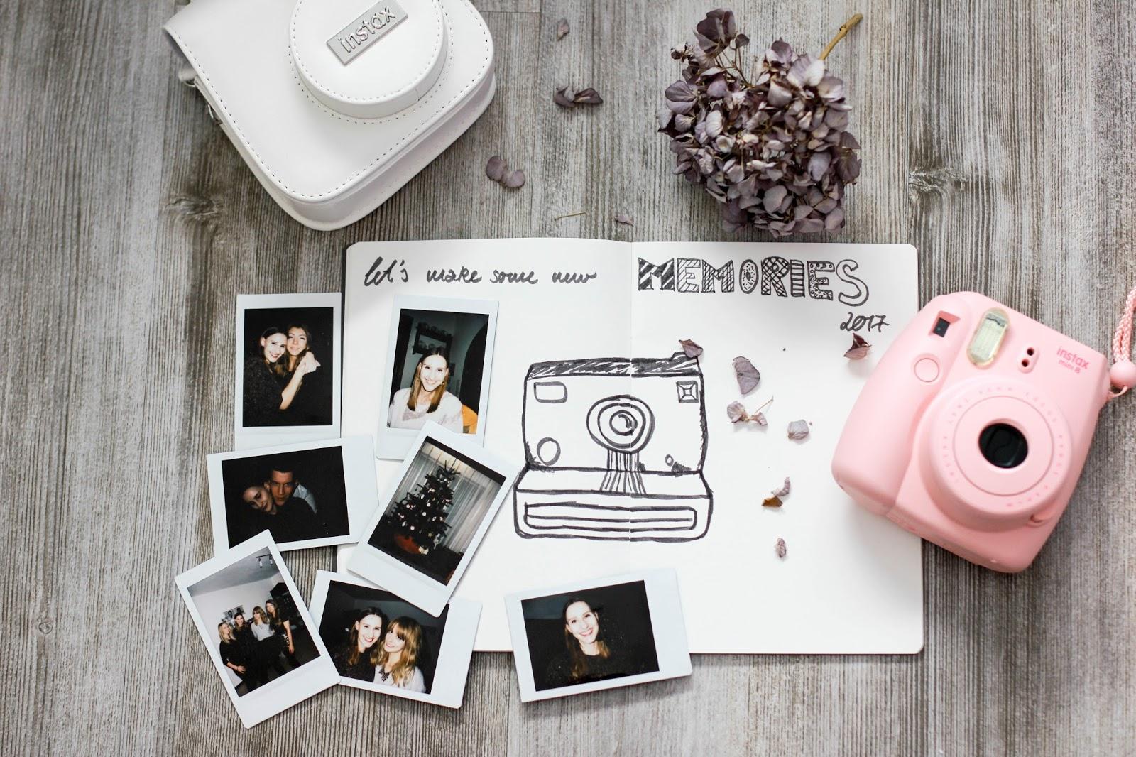 Mein Dezember in Polaroids