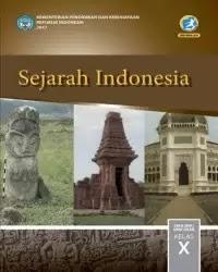 Buku Sejarah Indonesia Siswa Kelas 10 k13 2017