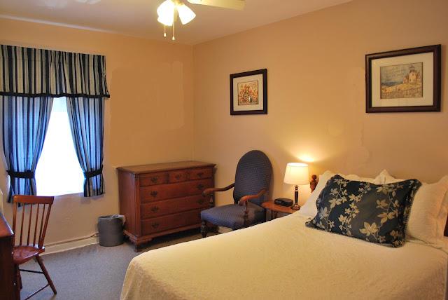 The Inn On Third Hotel em São Petersburgo na Flórida: quarto
