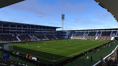 PES 2021 Stadium Estadio Dos Barreiros