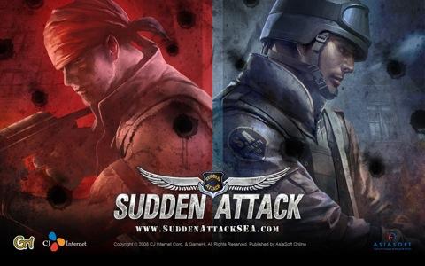 jogo Sudden Attack SEA