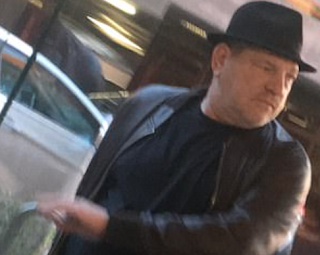 The rat in the hat: Harvey Weinstein breaks cover and heads out to buy juice in Arizona after LAPD admit they can't charge him with sex crimes