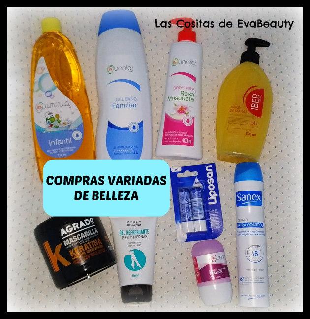 Compras low cost belleza e higiene