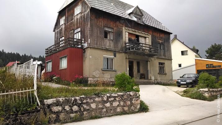 Дом на севере Черногории, Жабляк