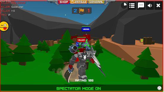 Download Armored Squad: Mechs vs Robots MOD APK 2.0.2 (Unlimited Money) 2