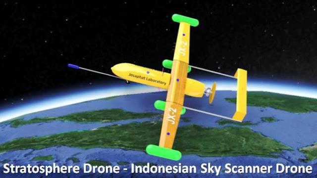 Awasi Perairan Indonesia, KKP Disarankan Pakai Pesawat Nirawak