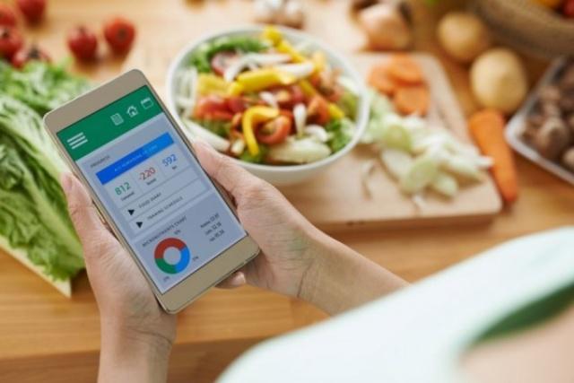 Aplikasi Diet dan Pengatur Kalori di Android