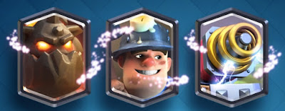 update clash royale