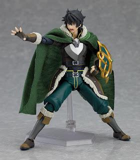 figma Naofumi Iwatani de The Rising of the Shield Hero, Max Factory