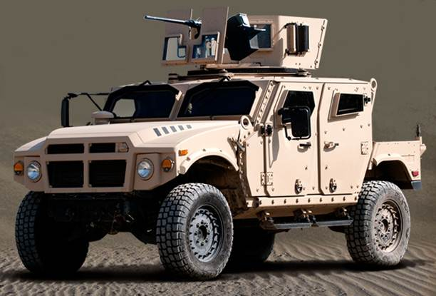 Transparent Armor: OSG continues to support Navistar Defense