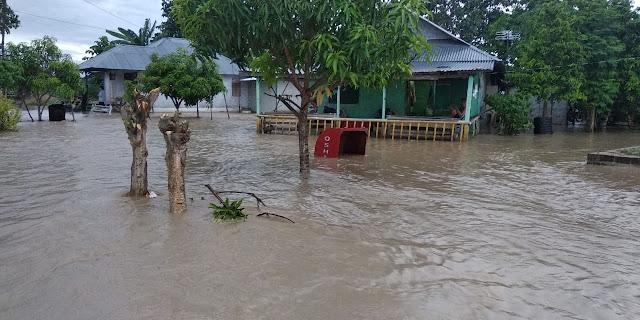 Aktivis Masyarakat Bolaang Mongodow Utara Kembali Normal Pasca Dilanda Banjir