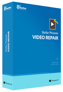 Stellar Phoenix Video Repair Windows Discount Coupon