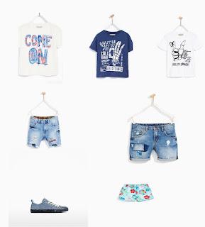 Ma sélection de vêtement enfant pour cet été !