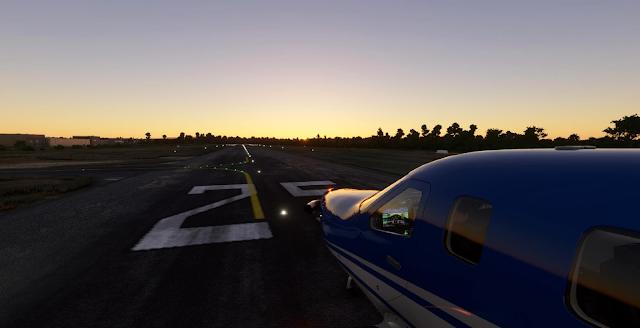 [MSFS] Redcliffe Aerodrome and Landmarks YRED Australia