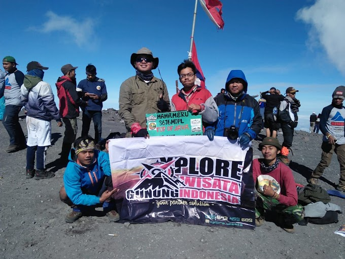 Paket Pendakian Gunung Semeru 4H3M