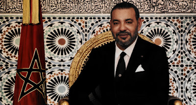 جلالة الملك يهنئ الشيخ خليفة بن زايد إثر اعادة انتخابه رئيسا لدولة الإمارات