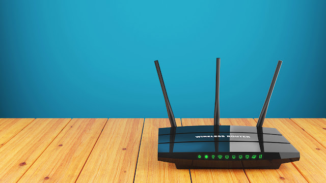 Cek posisi router