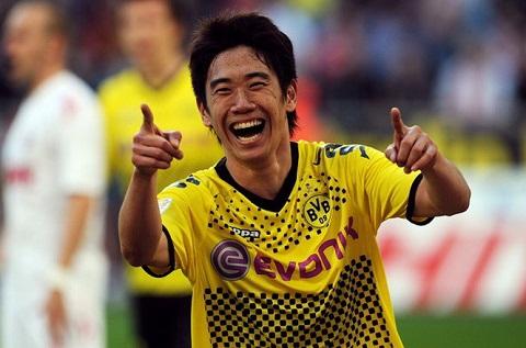 Có thể Shinji Kagawa sẽ không ở lại Đức nữa mà anh ấy sẽ tìm đến Tây Ban Nha để thi đấu.