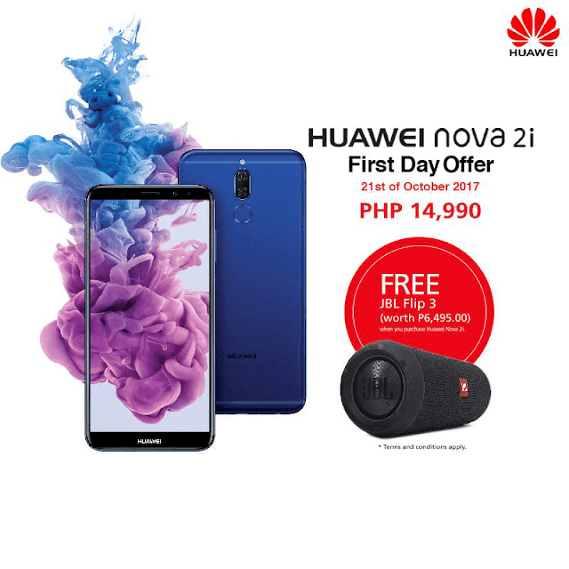 huawei-nova-2i-official-price-philippines Huawei Nova 2i Is Officially Priced At PHP 14990 In The Philippines! Technology
