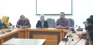 Disbudpar Provinsi Jambi Kolaborasi Dengan Angkasa Pura Gelar Selebaration of Day Sambut HUT Provinsi Jambi.
