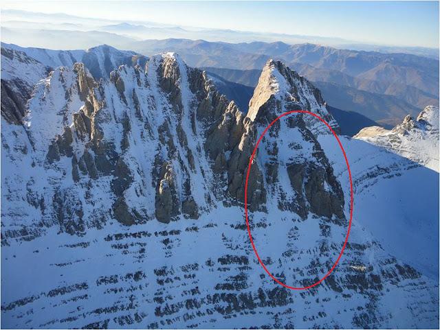 Ολονύχτιο θρίλερ στον Όλυμπο: Τραυματισμένη ορειβάτης παρελήφθη από Super Puma