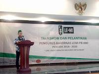 PB HMI : Mendesak Irwan Prayitno Diperiksa Terkait Kasus Tol Sumbar -Pekanbaru