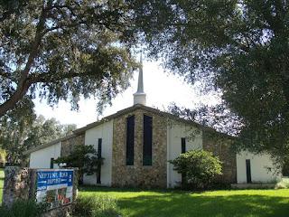 Iglesia por el camino