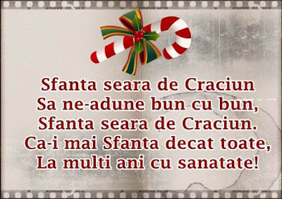 Texte felicitari cu imagini de Craciun