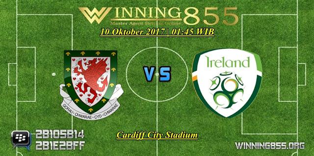 Prediksi Skor Wales vs Republik Irlandia