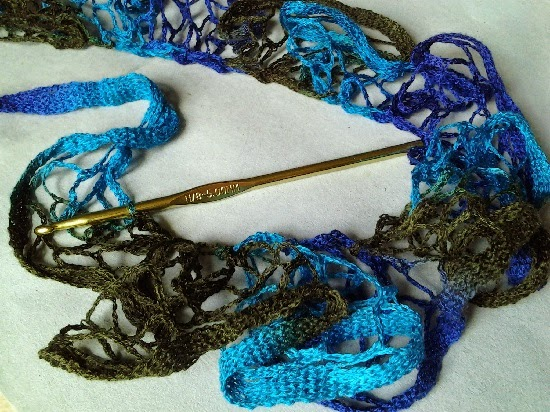 Crochet Is The Way Yarn Review Starbella By Premier Yarns