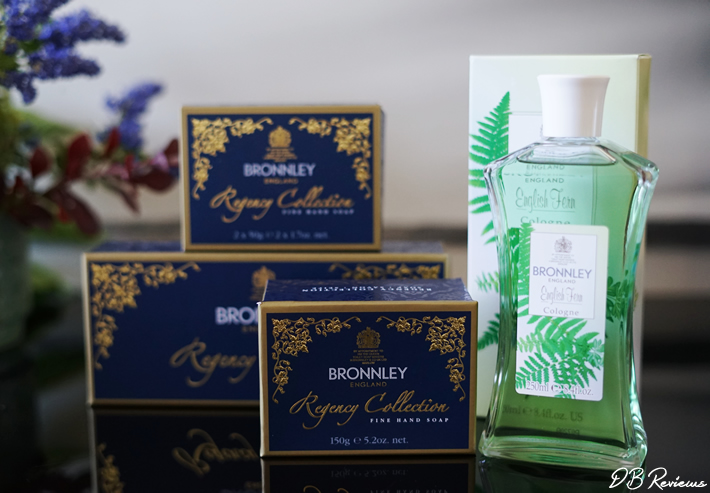 Bronnley Luxury Toiletries and Fragrance
