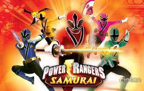 Power Rangers Samurai Bow