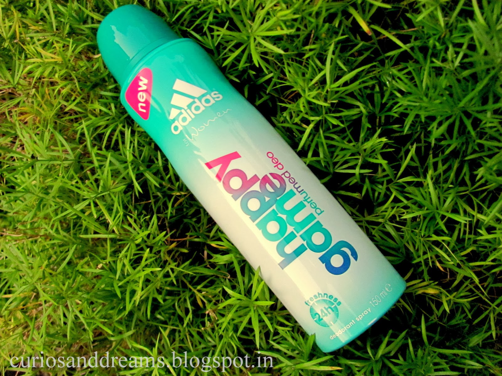 Adidas Happy Game deo review