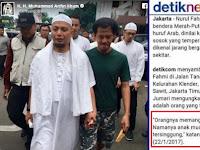 Membantah Detikcom, Nurul Fahmi Disambut Gembira Warga Hingga Diumumkan Lewat Speaker Masjid
