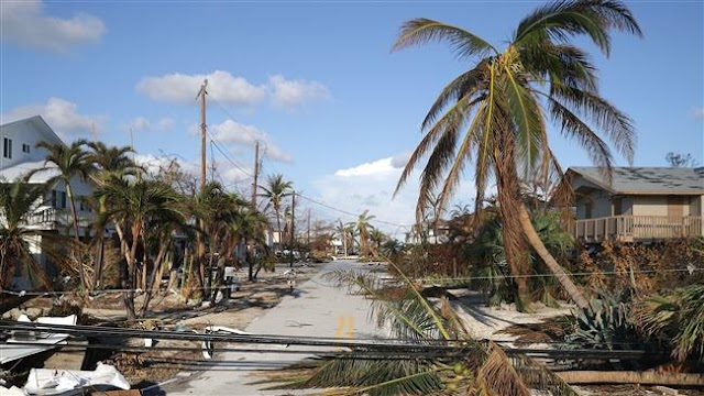 About 1.5 million homes and businesses in US cities of Florida and Georgia without power after Hurricane Irma
