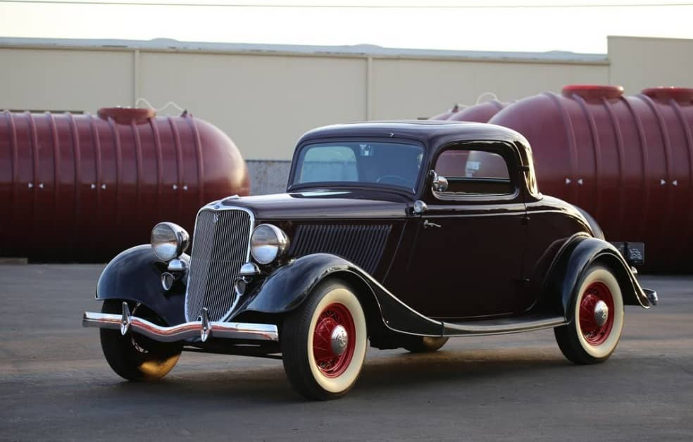 1933 Ford Coupe Kit