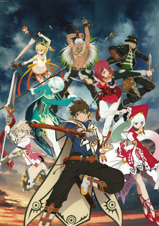 Tales of Zestiria the X 2nd Season |07/13| |Audio Latino| |Mega|