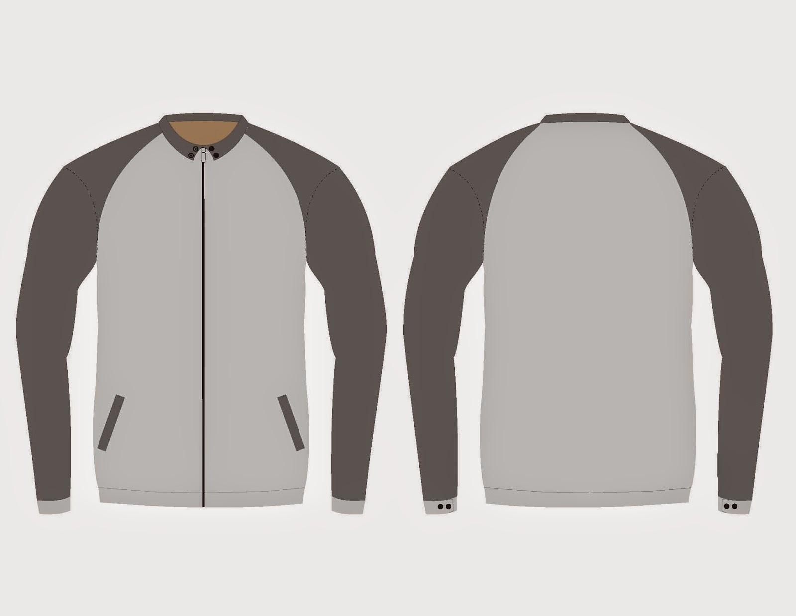 Gambar 3.4 Pemberian Warna Pada Desain Jaket 1d302743b8