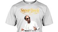 Snoop Dogg Ireland I Wanna Thank Me Tour 2022 T Shirt