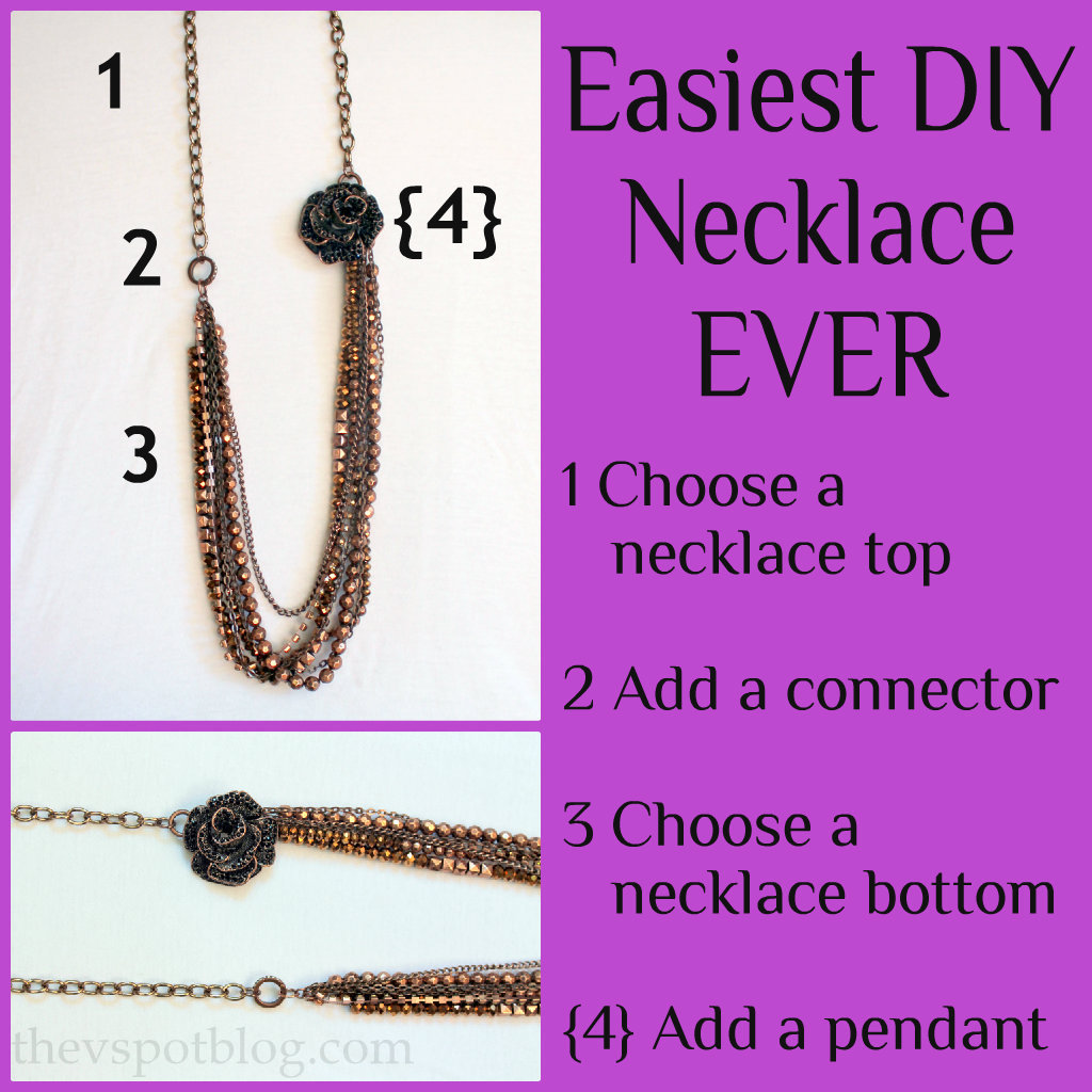 Styled By Tori Spelling The Easiest Diy Accessories Ever The