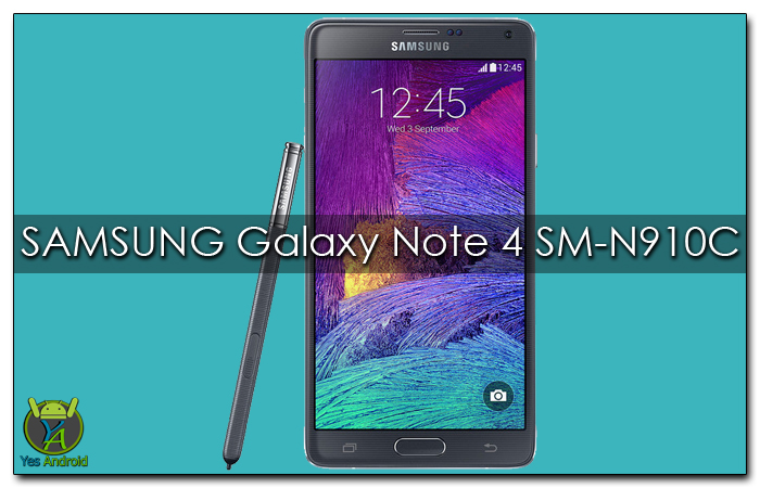 N910CXXS2DQC1 | Samsung Galaxy Note 4 SM-N910C
