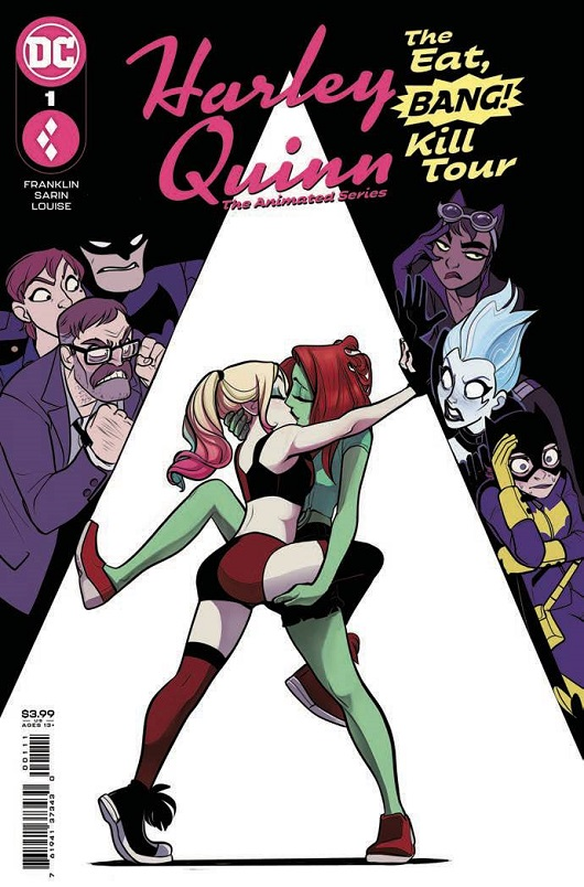 Harley Quinn: The Animated Series #1