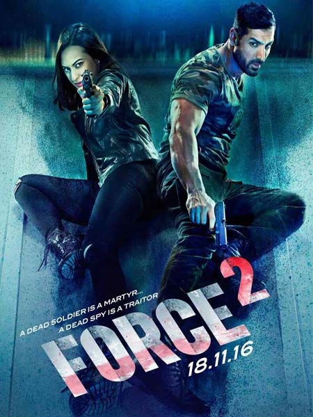 Force 2 2016 DVDScr 370MB Poster