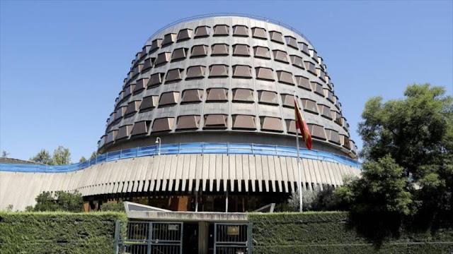 TC de España rechaza recurso de Generalitat contra artículo 155