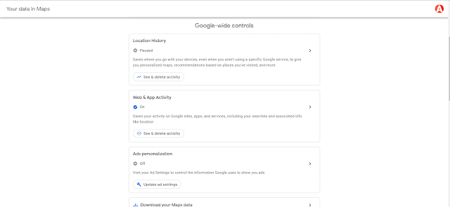 Manage Your Data In Google Maps
