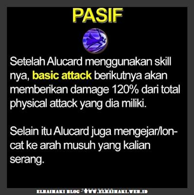 Panduan Alucard Mobile Legends, Hero Fighter Rasa Assasin