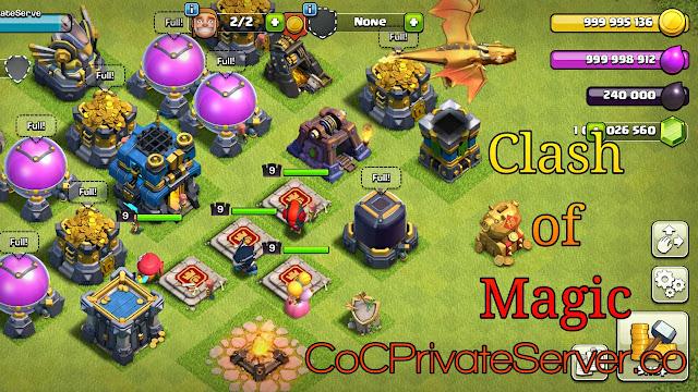 Clash of Magic Apk Download