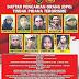 Satuan Tugas Operasi Madago Raya tembak mati dua orang Daftar Pencarian Orang (DPO) Teroris Poso di pengunungan Batu Tiga Dusun Enam Tokasa Desa Tanalanto Kecamatan Torue Kabupaten Parimo